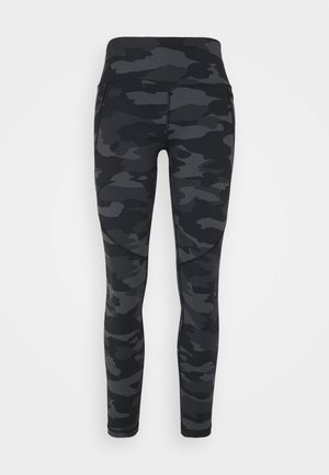 POWER WORKOUT LEGGINGS - Leggings - black tonal