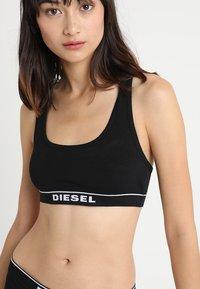 Diesel - UFSB-MILEY TANK-TOP - Bustino - schwarz - 4