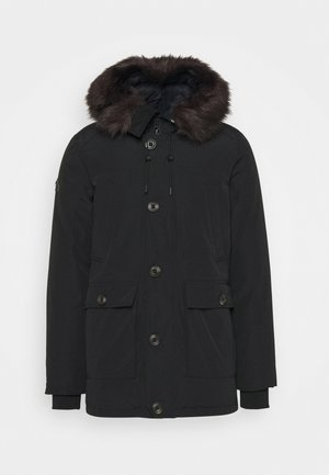 ROOKIE - Down coat - black