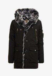 Glorious Gangsta - PARKLEA - Winter coat - black - 5