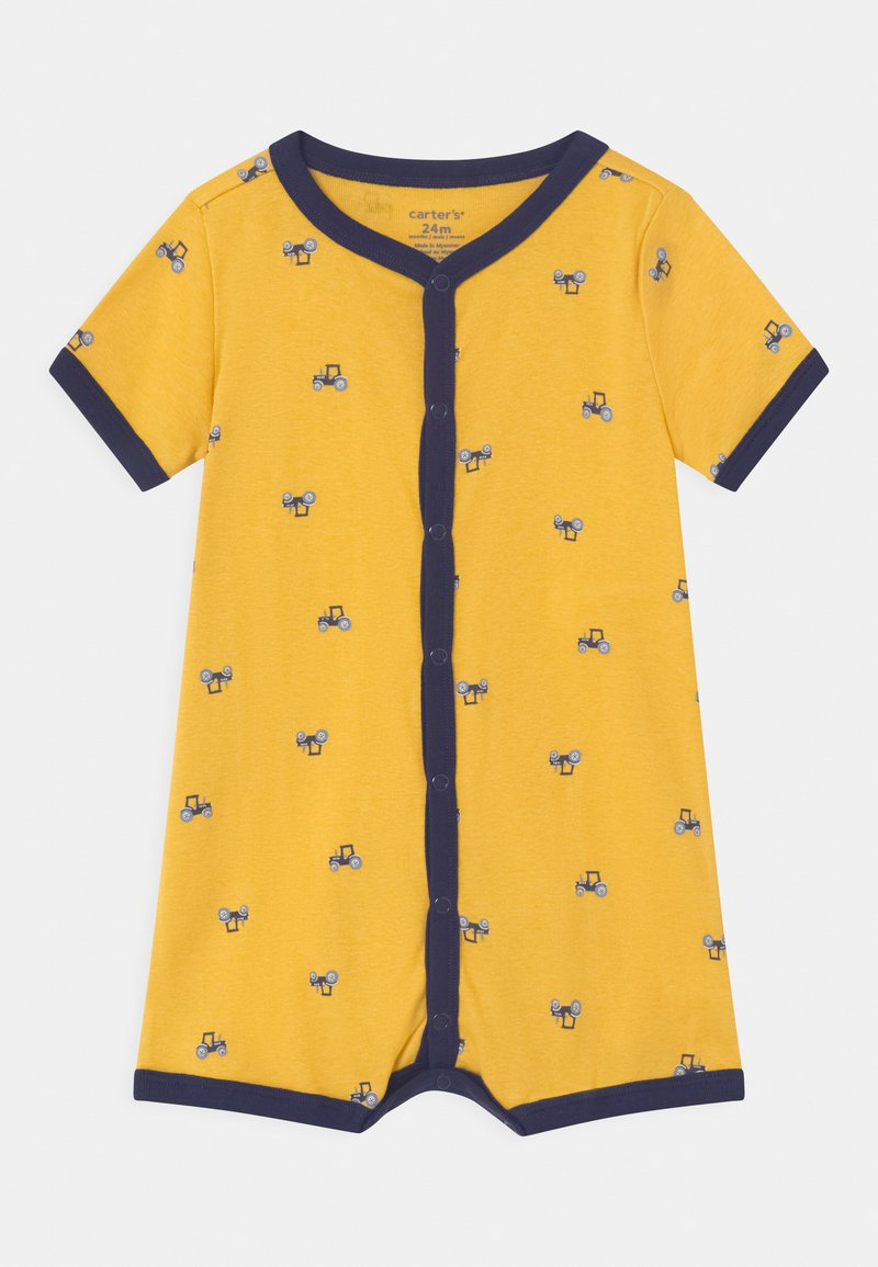 Carter's - TRACTOR - Overal - yellow