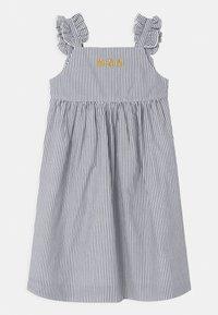 Twin & Chic - BRUMA - Shirt dress - navy - 0