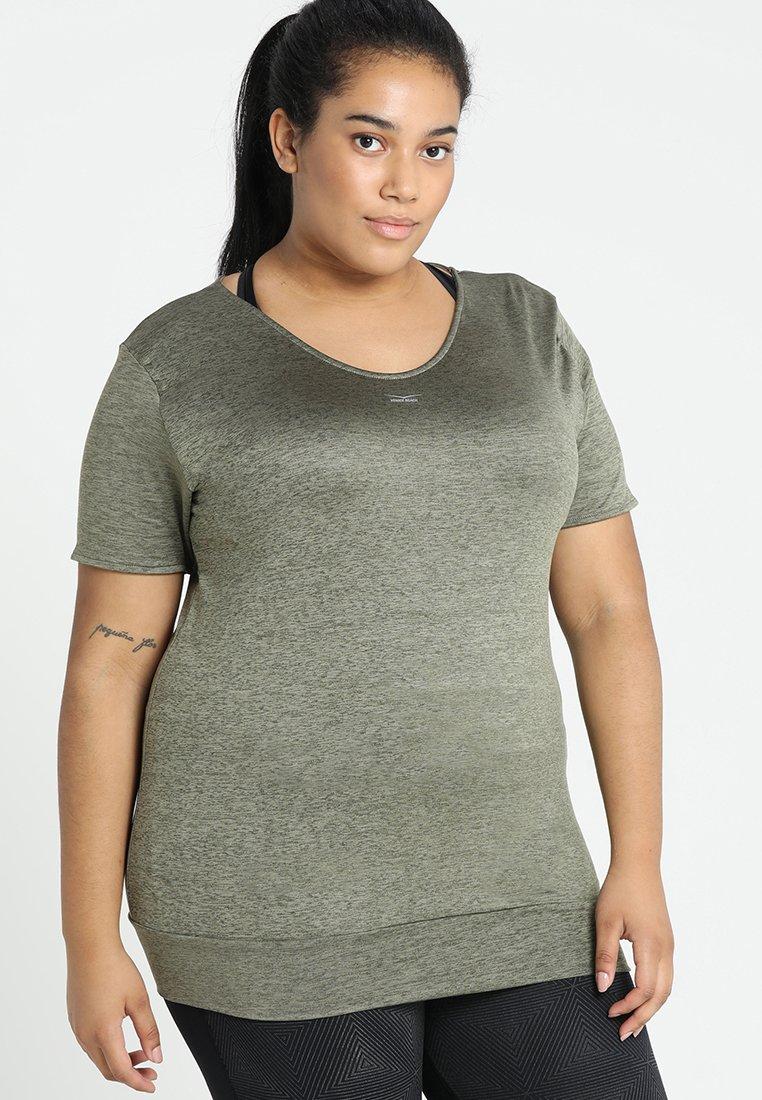 Venice Beach - SUI  SHIRT - T-shirt imprimé - deep lichen