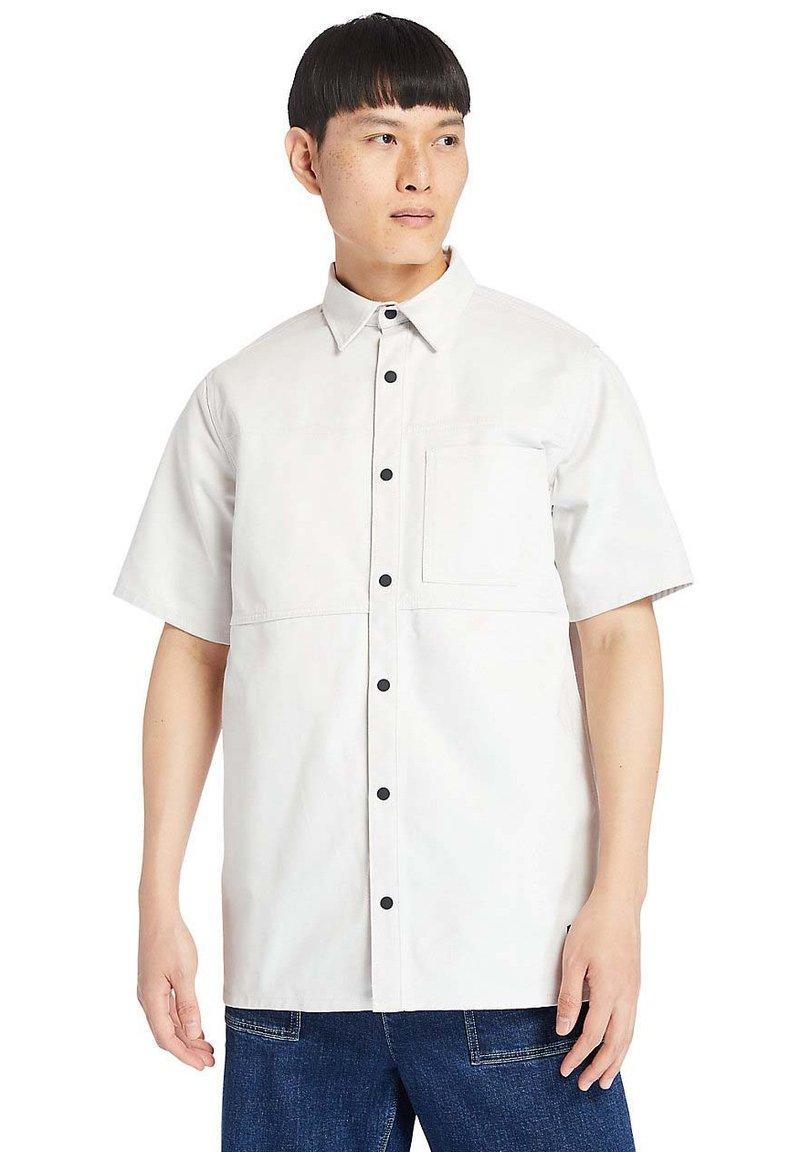 Timberland - Shirt - white sand