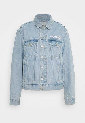 MARTINI NICO JACKET - Denim jacket - light vintage