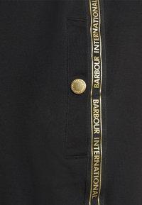 Barbour International - GRID DRESS - Sukienka z dżerseju - black - 7