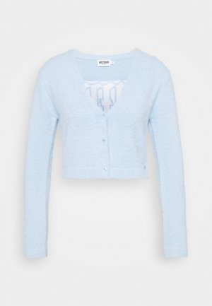 JAMIE - Strickjacke - sky blue