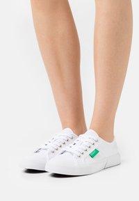 Benetton - TYKE - Sneakers laag - white - 0
