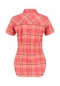 Meru - Button-down blouse - himbeer - 1