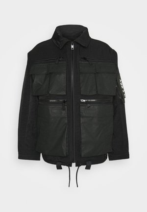 J-AKKAD - Lehká bunda - black