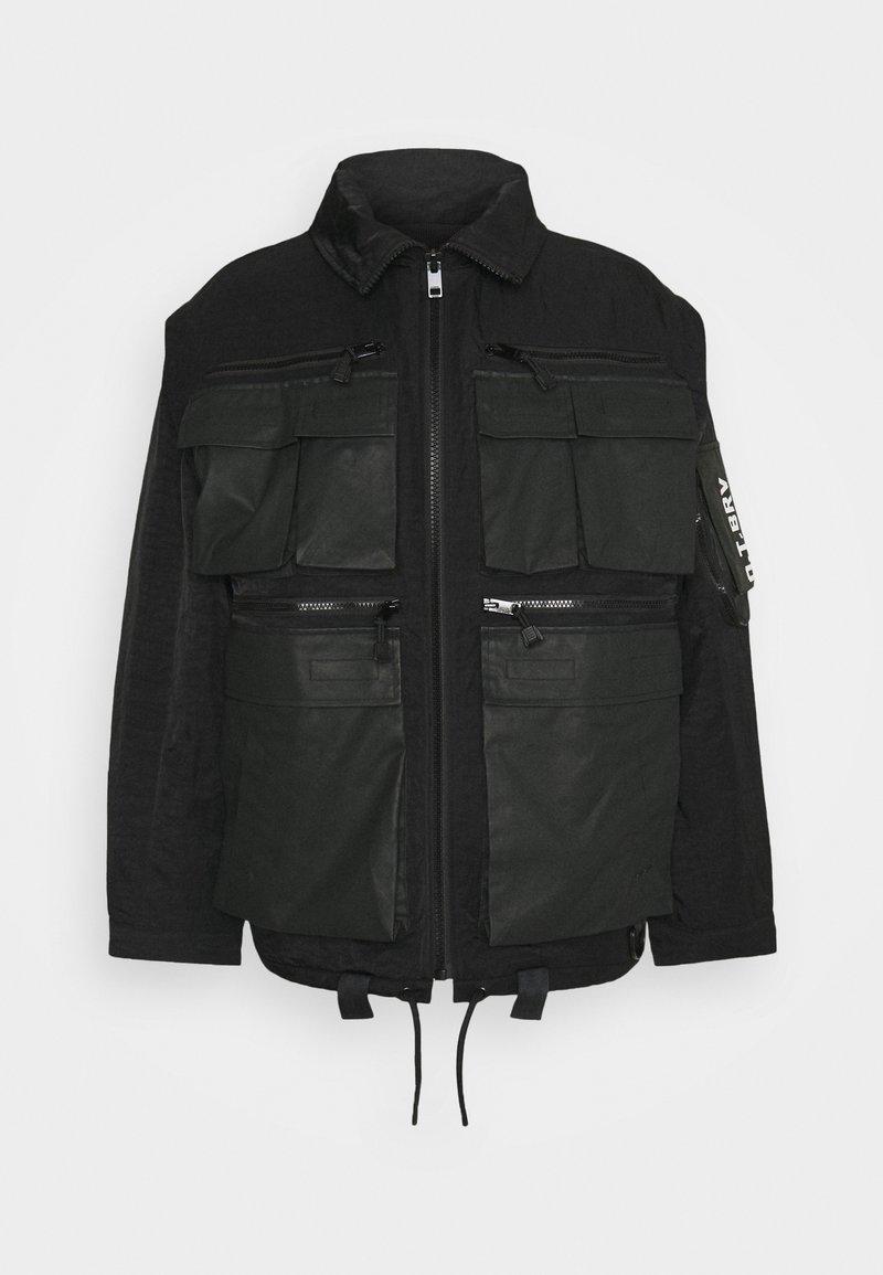 Diesel - J-AKKAD - Light jacket - black