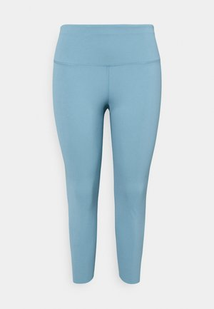 THE YOGA LUXE 7/8 PLUS - Collant - cerulean/light armory blue