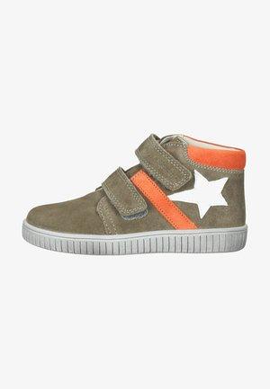 Sneakers hoog - clay/orange/white