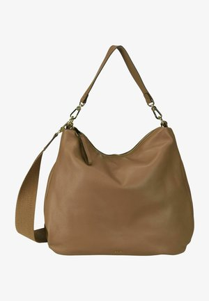 ERNA - Tote bag - chestnut