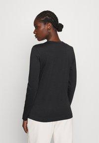 ARKET - LONGSLEEVE - Camiseta de manga larga - black - 2