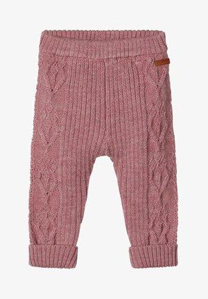 Pantalon de survêtement - nostalgia rose
