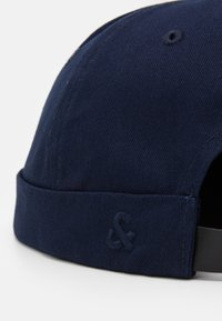 Jack & Jones - JACSTEVEN ROLL HAT - Hat - navy blazer - 3