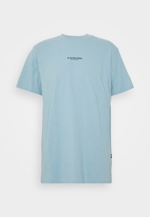 CENTER CHEST LOGO  - T-shirt basique - deep sky