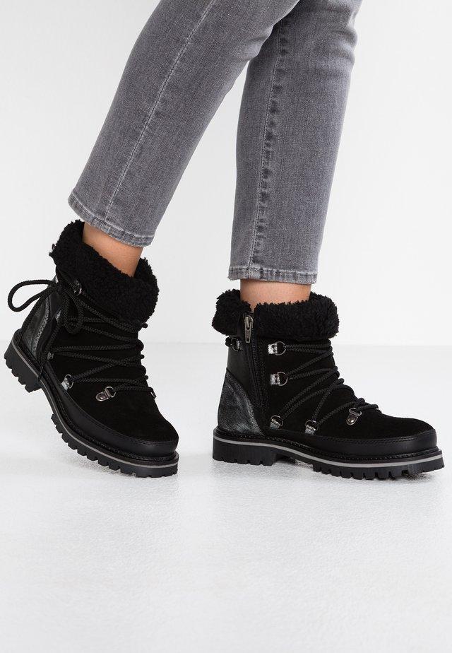 MELISSA - Stivali da neve  - noir
