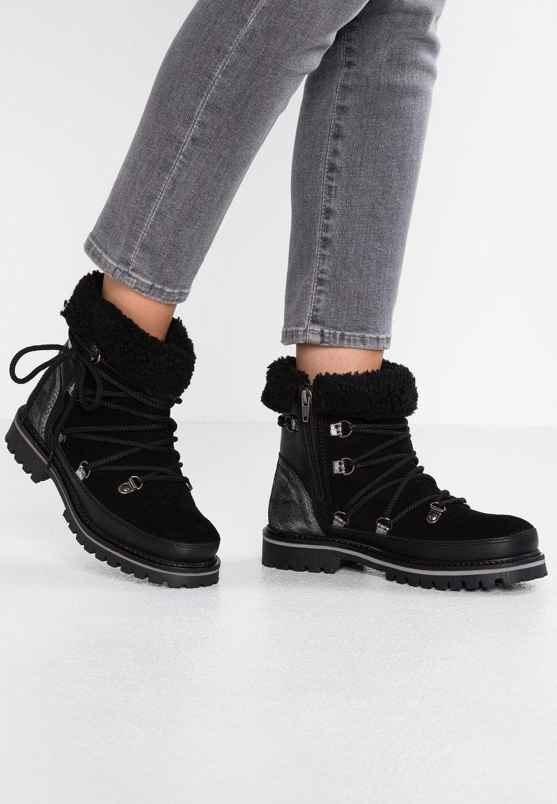 Les Tropéziennes par M Belarbi - MELISSA - Winter boots - noir