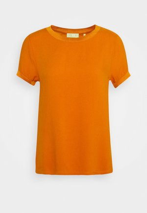 Blouse - sunset orange