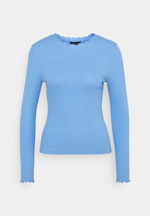 BABYLOCK TEE - Long sleeved top - light blue