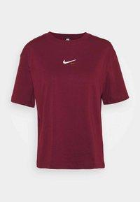 Nike Sportswear - T-Shirt print - dark beetroot - 4