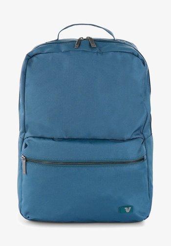 Rucksack - blue denim