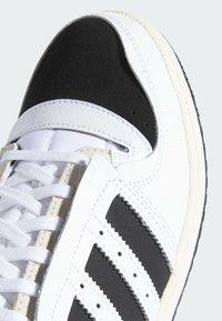 adidas Originals - TOP TEN DE - Sneakers hoog - white - 6