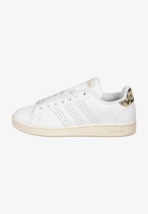 Trainers - footwear white / gold metallic