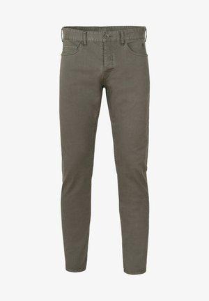 FIVE POCKETS PANTS - Trousers - khaki