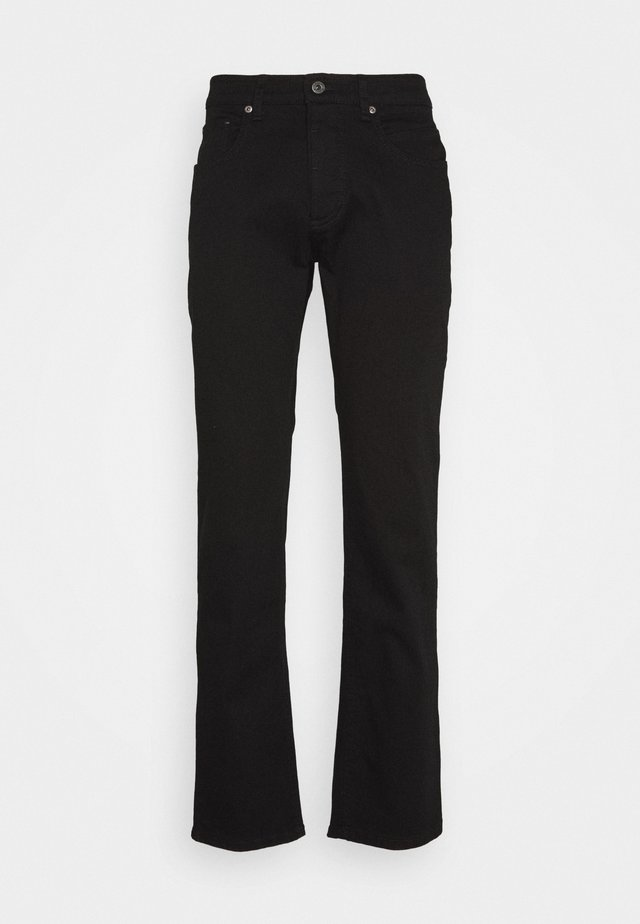 RELAXED - Relaxed fit jeans - forever black
