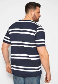 BadRhino - Print T-shirt - navy - 2
