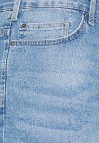 Only & Sons - ONSPLY SLIM - Denim shorts - grey denim - 2