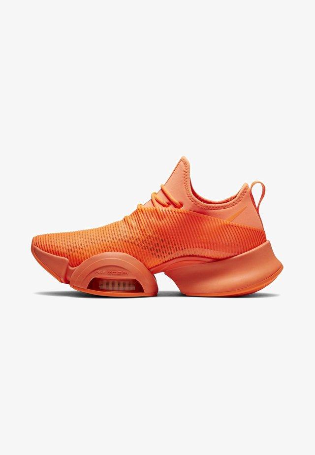 AIR ZOOM SUPERREP - Scarpe da fitness - total orange/total orange/total orange