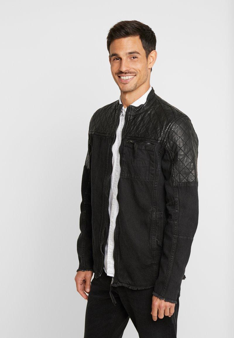 Be Edgy - OSCAR - Leichte Jacke - black used