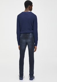 PULL&BEAR - Jeans Skinny Fit - dark blue denim - 2
