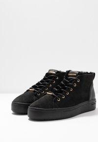Blackstone - Sneakers high - nero - 4