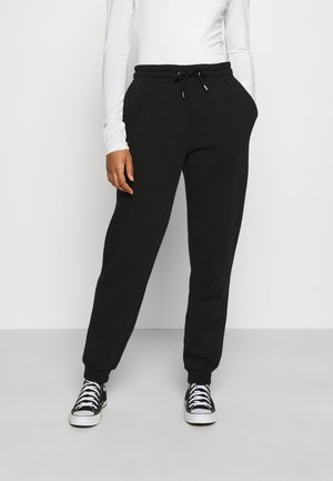 KARDI PANTS - Jogginghose - black