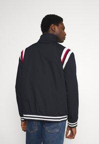 HARRINGTON - BOWLING - Summer jacket - marine - 2