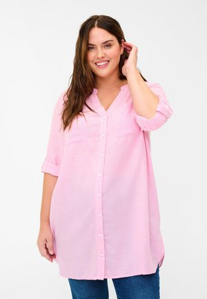 Blouse - cameo pink
