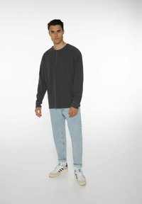 NXG by Protest - Long sleeved top - deep grey - 1
