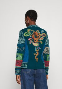 Ivko - JACKET EMBROIDERY - Cardigan - pacific - 2