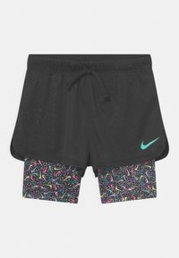 Nike Sportswear - SPRINKLE - Short - black - 0