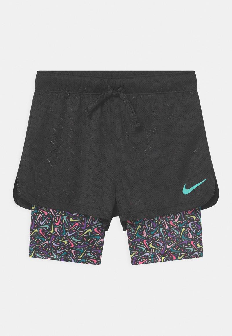 Nike Sportswear - SPRINKLE - Short - black