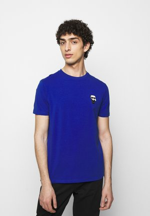 CREWNECK - T-Shirt print - royal