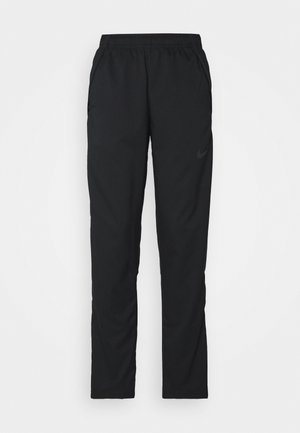 DRY PANT TEAM  - Tracksuit bottoms - black