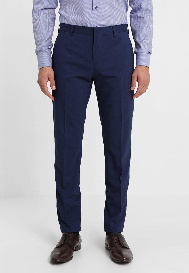 Tommy Hilfiger Tailored - Pantaloni eleganti - blue