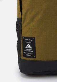 adidas Performance - UNISEX - Plecak - wild moss/black - 3