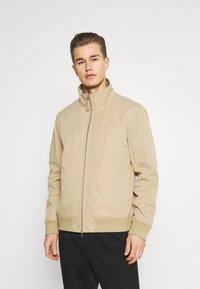 GANT - HAMPSHIRE  - Summer jacket - tan - 0